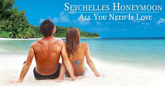 Honeymoon Seychelles - all you need is love